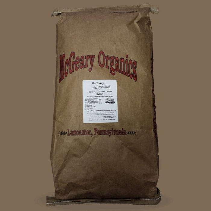 Corn Gluten Organic Fertilizer Weed Inhibitor