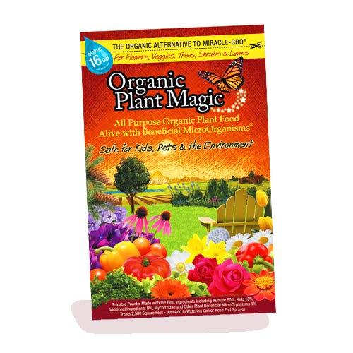 Organic Plant Magic All Purpose Organic Fertilizer
