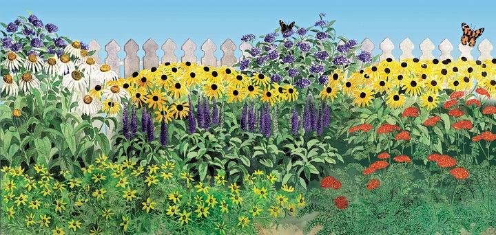 Butterfly Paradise Pre-Planned Garden