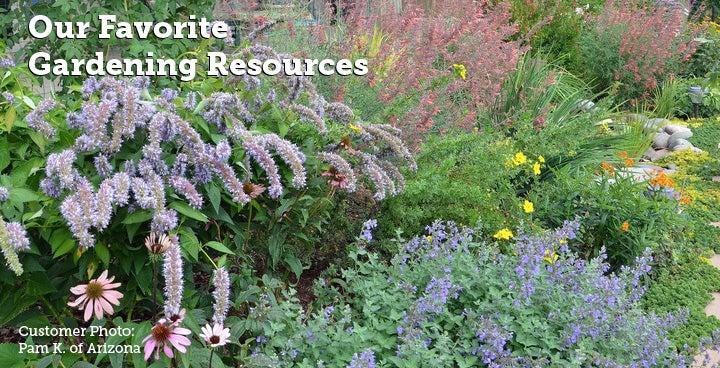 Our Favorite Gardening Resources