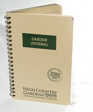 Journaling What Do You Say About Your Garden The High