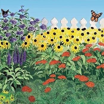 Butterfly Paradise Pre Planned Garden ...