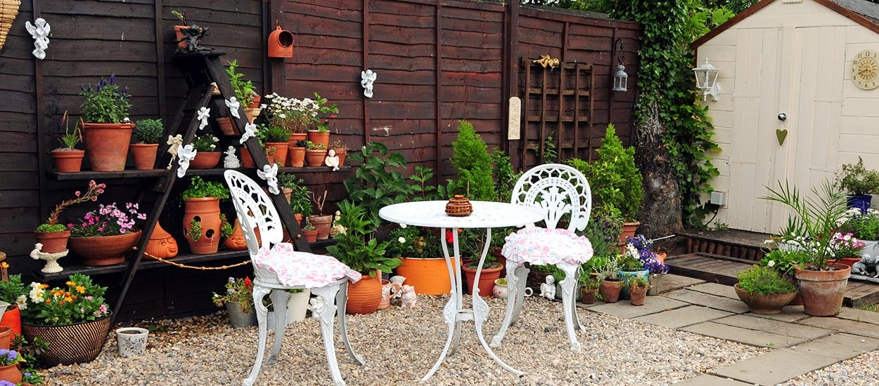 Patio Plants Container Gardening With Perennials